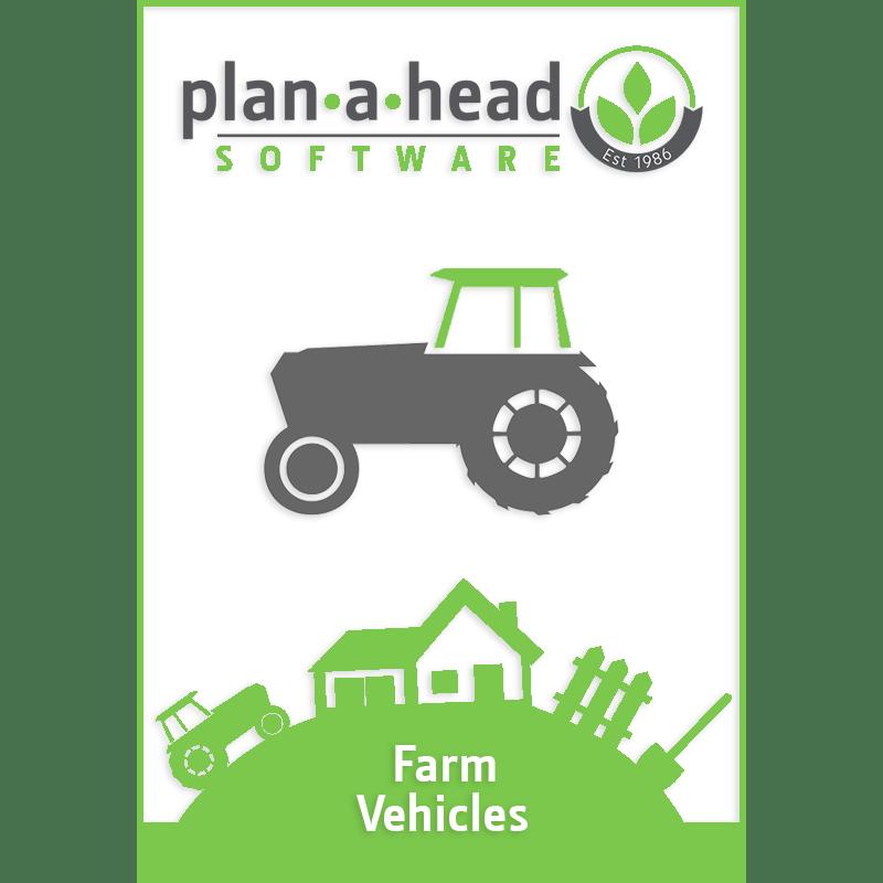 Plan-A-Head Farm Vehicle Software