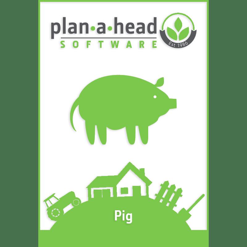 Plan-A-Head Pig Software