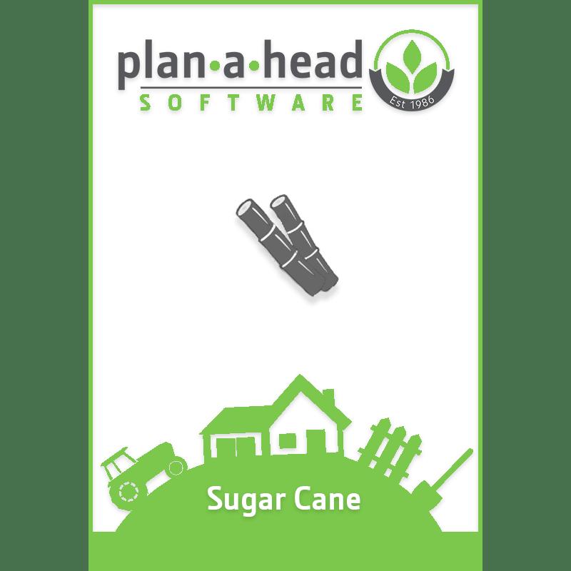 Plan-A-Head Sugar Cane Software